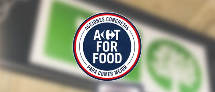 Carrefour presenta su programa Act For Food